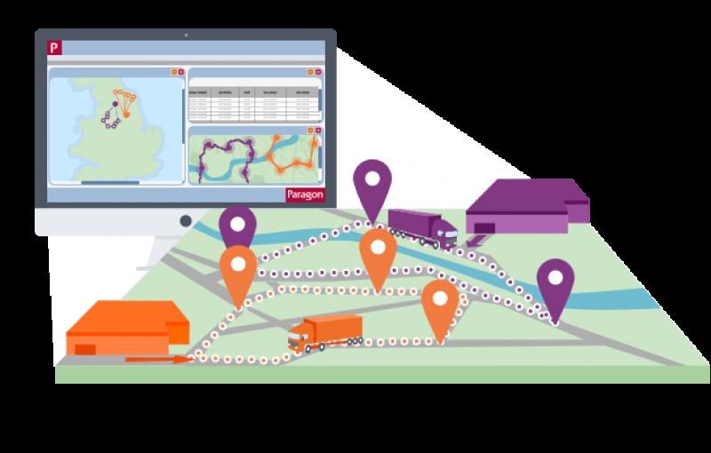 sistema web geonegocio